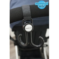 Gancho colgador multifunción Mondial Safe (2 unid)
