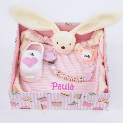 Cajita Baby Born Deluxe Personalizada
