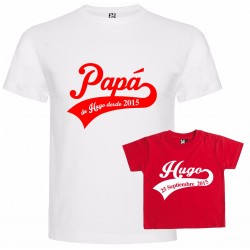 Camiseta Super Papá