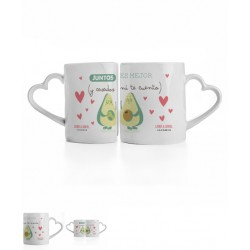 Tazas cupido his/hers