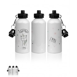 Cantimplora 500ml Unicornio