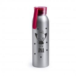 Botella aluminio Spiderman