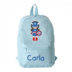 Mochila Capitan América