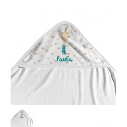 Capa de baño Jirafa