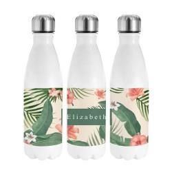 Botella termo personalizada Leaves