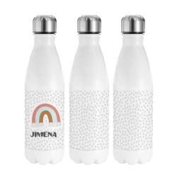 Botella termo personalizada Superhéroes