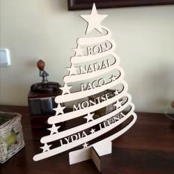 Pack de 3 adornos de Navidad Minnie DM